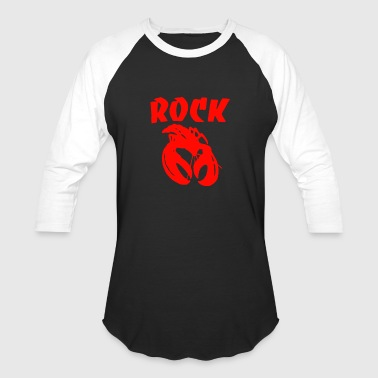 Rock Lobster Rock Lobster - Baseball T-Shirt