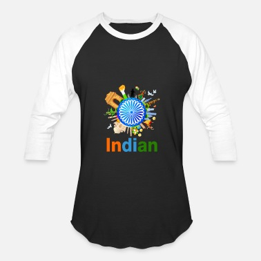 Indian INDIAN - Baseball T-Shirt