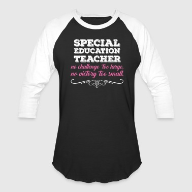 Special Education Teacher - Baseball T-Shirt