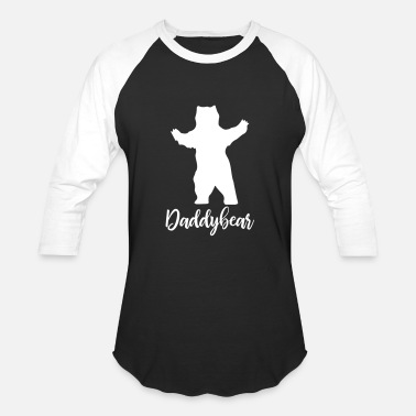 Daddy Bear & Daddy Bear - Baseball T-Shirt