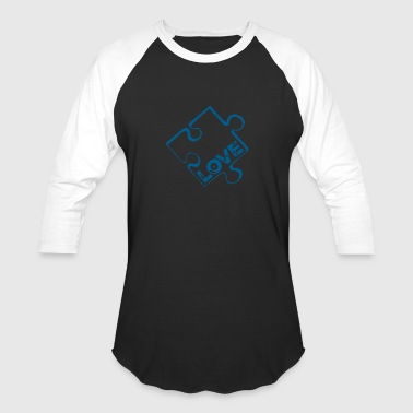 Puzzle Piece - Baseball T-Shirt