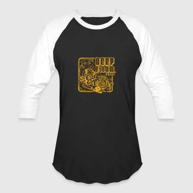Ellum New Design Deep Ellum Best Seller - Baseball T-Shirt