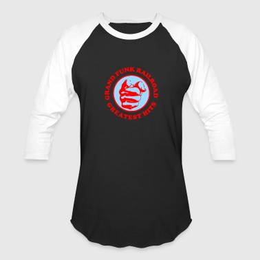 New Grand Funk Railroad - Baseball T-Shirt