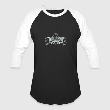 Tongue spank - Baseball T-Shirt