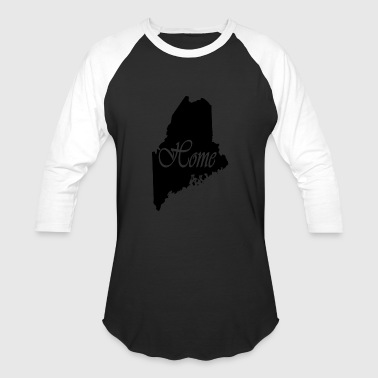 Maine - Baseball T-Shirt