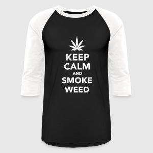 Keep Calm And Smoke Weed By Prinz