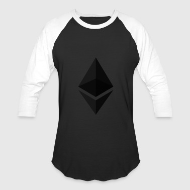 Ethereum Cryptocurrency Ethereum ETH cryptocurrency - Baseball T-Shirt
