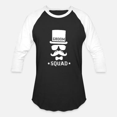 Grooms Day Groom - groom squad wedding team - Baseball T-Shirt