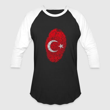 Turkey - Baseball T-Shirt