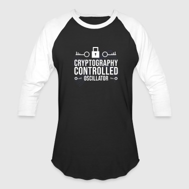 Ether Crypto Controlled Oscillator Crypto Currency - Baseball T-Shirt