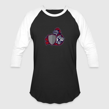 Troops logo - Baseball T-Shirt