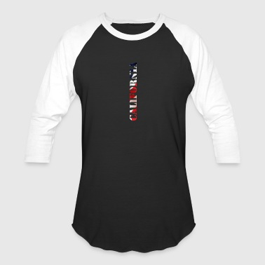 California Flag California California Designs California Flag Design - Baseball T-Shirt