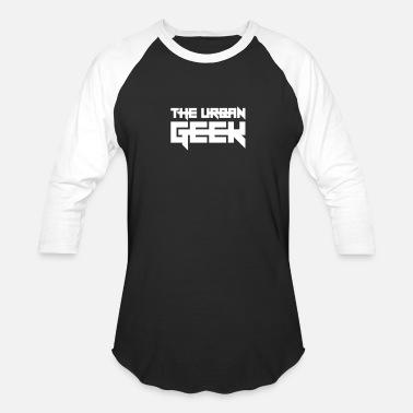 THE URBAN GEEK - Baseball T-Shirt