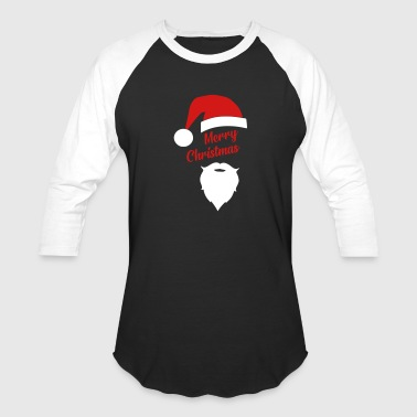 Design merry Christmas - Baseball T-Shirt