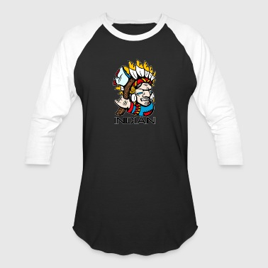 INDIAN - Baseball T-Shirt