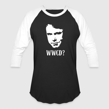 What Would Christopher Do? - Baseball T-Shirt