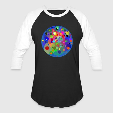 planet of the planets - Baseball T-Shirt