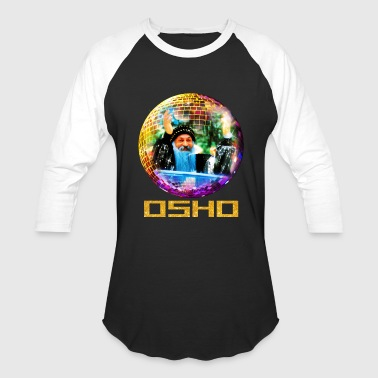 Osho_Celebration_Disco - Baseball T-Shirt