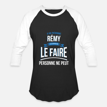 Rémy Remy nobody can gift - Baseball T-Shirt