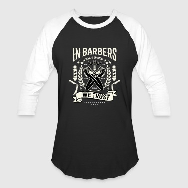 In Barbers - Baseball T-Shirt