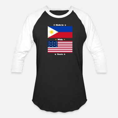 Filipinas Filipina - Baseball T-Shirt