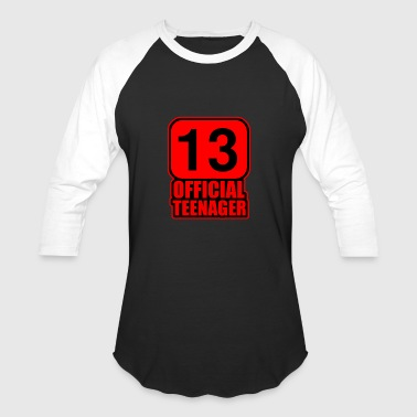 Official Person Official Teenager - Baseball T-Shirt