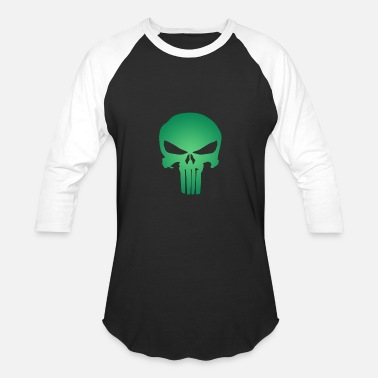 Punisher Skull punisher skull - Baseball T-Shirt