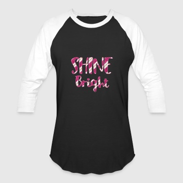 Shine - Baseball T-Shirt