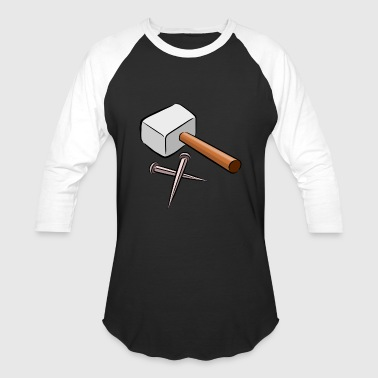 Nail nails - Baseball T-Shirt
