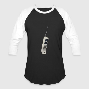 Old Cell Phone old cell phone - Baseball T-Shirt