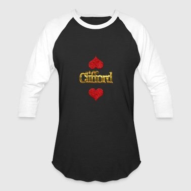 Clifford - Baseball T-Shirt