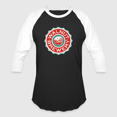 walnut brewery - Baseball T-Shirt