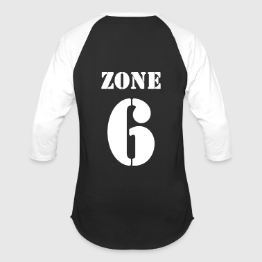 ZONE 6 - Baseball T-Shirt