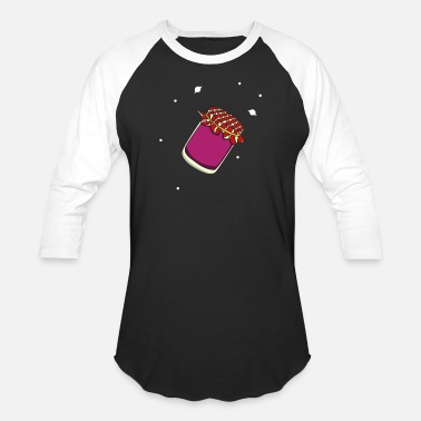 Jam Space Jam Jam Breakfast food - Baseball T-Shirt