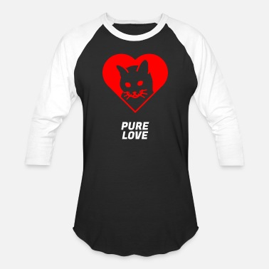Pure Love Pure Love - Baseball T-Shirt