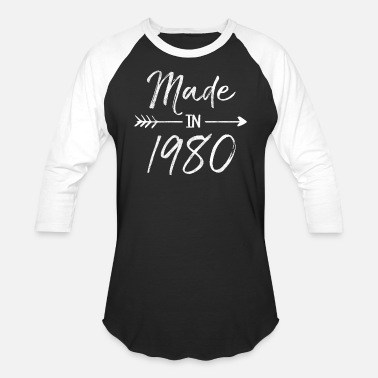 Made In 1980 Made In 1980 - Baseball T-Shirt