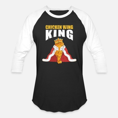 62082222 Funny Chicken Wing Fan Tshirt - Official King Men's Premium T-Shirt ...