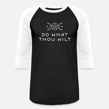 Wiccan Tshirt Wicca T Shirt Pagan Shirt Do Unisex Fleece Zip