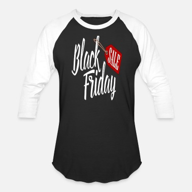 Black friday - Unisex Baseball T-Shirt