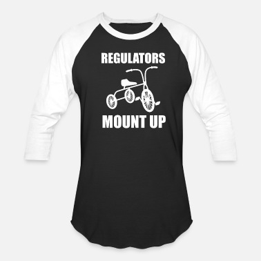 Regulation REGULATORS - Unisex Baseball T-Shirt