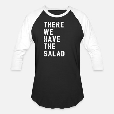 Funny Phrases Funny phrase Denglisch Salad Witty phrase - Unisex Baseball T-Shirt