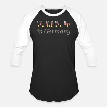 2024 2024 in Germany - Baseball T-Shirt