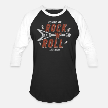 Shop Rock And Roll Long Sleeve Shirts Online Spreadshirt
