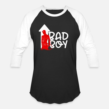 Bad Boy Bad Boy - Baseball T-Shirt
