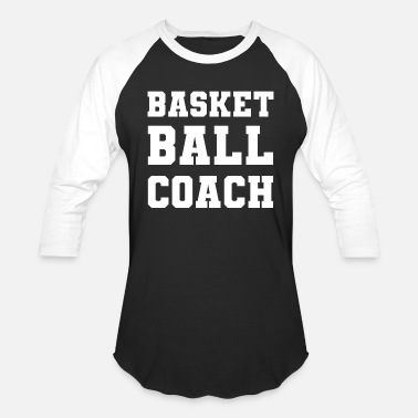 Uni Basketball Coach - Baseball T-Shirt