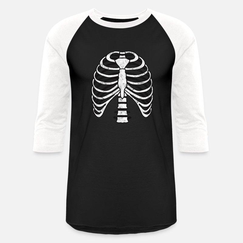 52c9e2350cbf1 Shop Skeleton Rib Cage T-Shirts online | Spreadshirt