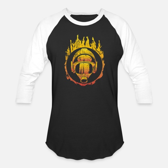 db59355a Savior T-Shirts - Fire Department Firefighter Gift Idea - Unisex Baseball T- Shirt