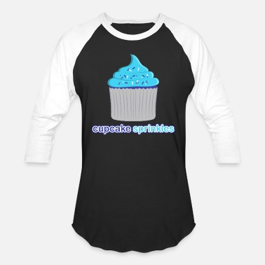 Sprinkles Cupcakes Sweet Tooth Collection Cupcake Sprinkles - Baseball T-Shirt