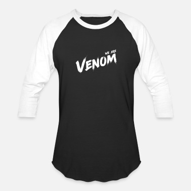 Venom We are Venom - Unisex Baseball T-Shirt