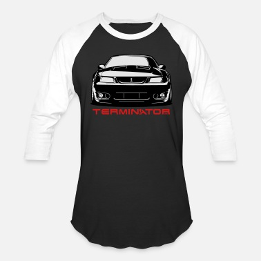 Mustang Cobra Terminator Men's T-Shirt | Spreadshirt